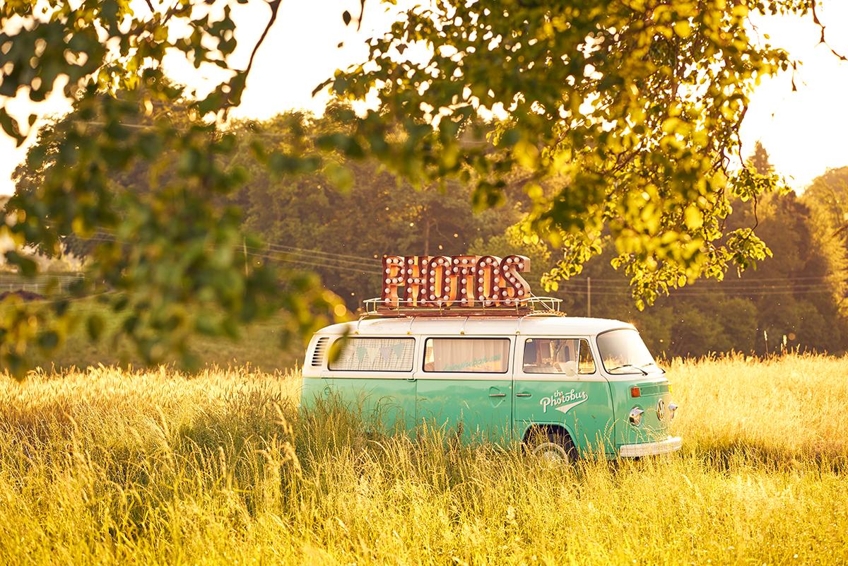 Foto vom Photobus der Coolsten Photobooth für eure Hochzeit