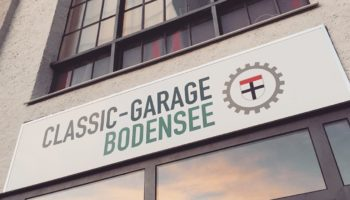 classic cars garage bodensee