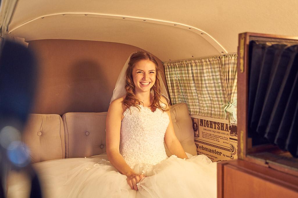 Photo Booth Hochzeit mit dem Photobus