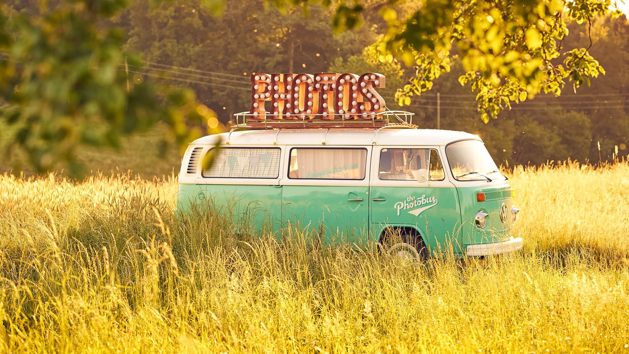 Photobus - Der Fotobus mit Photobooth