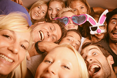 Photobooth mit hohem Spassfaktor