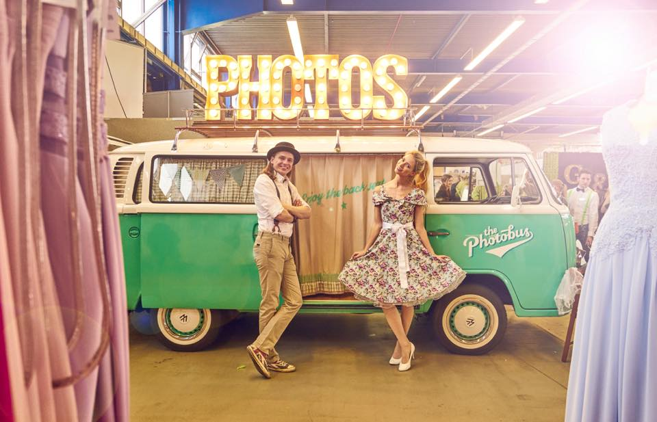 Photobus auf der Hochzeitsmesse in VS