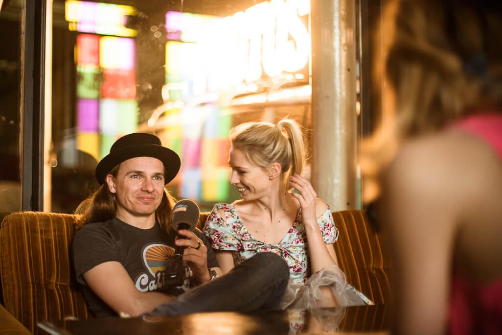 Photobus Interview für das neue Radio Neckarburg