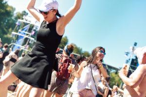 Stimmung beim GuteZeit Festival 2017