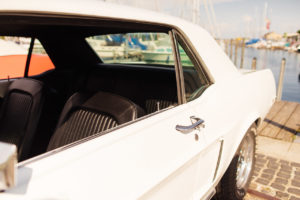 Ford Mustang 1968 in Konstanz am Bodensee
