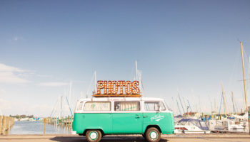 Oldtimerbrunch Konstanz mit dem Photobus