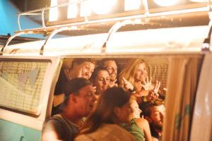 Der Photobus in Aktion erleben auf der Hochzeitsmesse Insel Mainau 2017