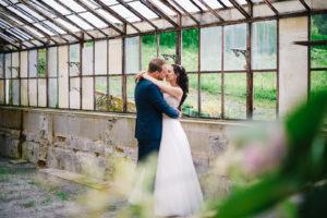 Vintage Hochzeitsfotograf