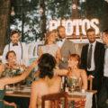 vintage Wedding mit dem Photobus am Bodense